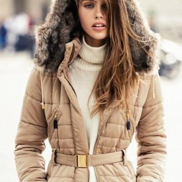 10 страхотни дамски пухени якета за зимния сезон
