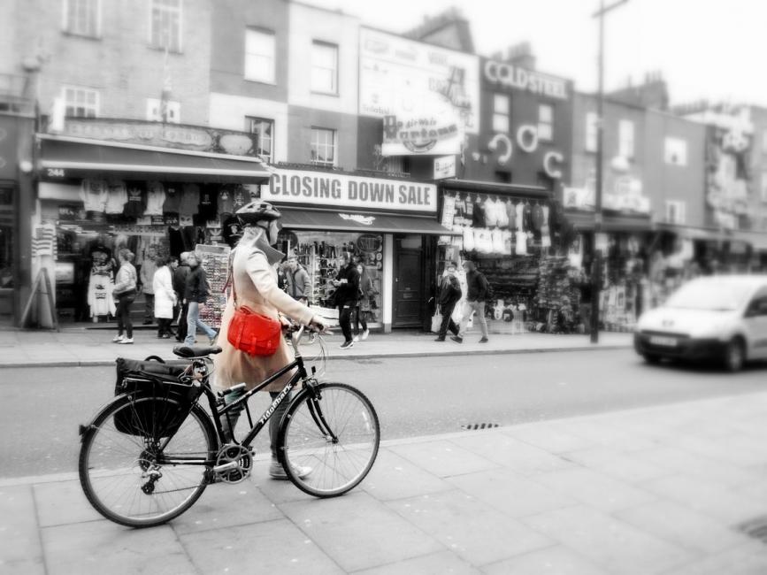 Улиците на Лондон