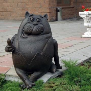 5 паметника на анимационни герои в Москва