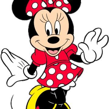 Мини Маус – любимка на децата и дизайнерите
