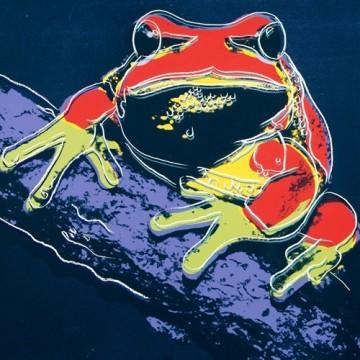 """""""Застрашени видове"""" от Анди Уорхол"""