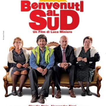 Добре дошли на юг / Benvenuti al sud (2010)