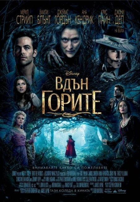 Вдън горите / Into The Woods (2015)