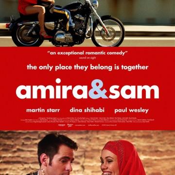 Амира и Сам / Amira & Sam (2014)