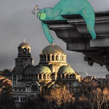 Sofia Monsters – малки чудати същества из познати софийски места