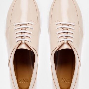 Находка на деня: Страхотни бледорозови обувки