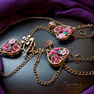 Красивите бижута на Negritta's Jewellery