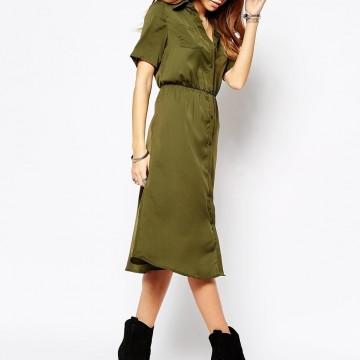 Находка на деня: Невероятна рокля тип риза