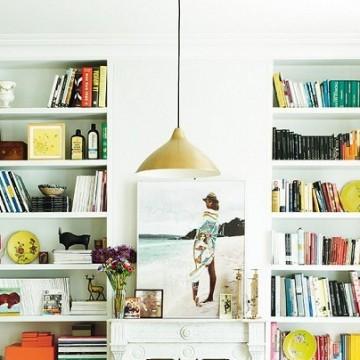 Пет красиви библиотеки, подходящи за всеки дом