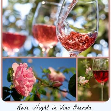 """Заповядайте на Розова вечер във """"Вино Оренда"""""""