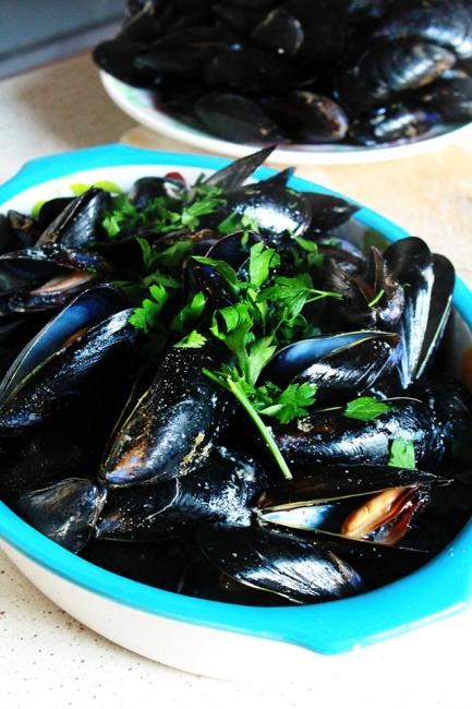 От А до Ям: Черни морски миди
