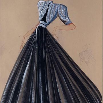 Изложбата на Жана Ланвен в Париж – когато жените владеели модата