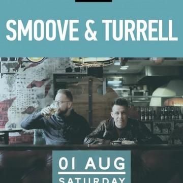 Открийте августовския купон със Smoove & Turrell в Bash Bar