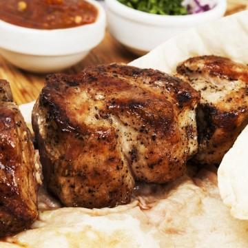 Многообразието е вкусно: Свински шашлик от Армения