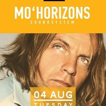 Mo' Horizons и Фаб Сампери - две морски партита, които ни очакват през август