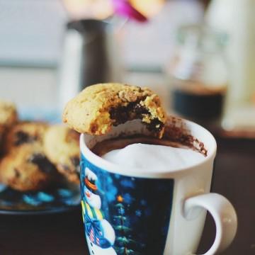 Запознайте се с любимите ви бисквитки с парченца шоколад!