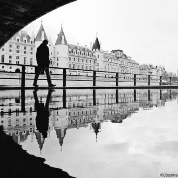 Отраженията на Париж