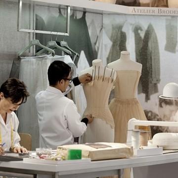 Как се изработват колекциите Haute Couture