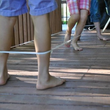 Синьо лято: Игрите на нашето детство