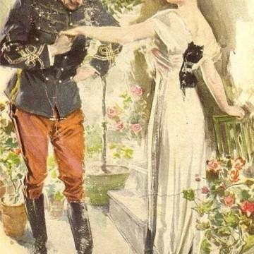 Целуването на ръка – галантност или поза