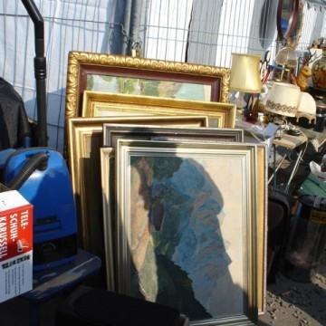 На пазар за стари вещи в Берлин