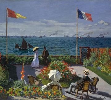 Клод Моне и неговите живописни импресии