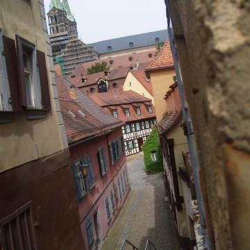 Бамберг, живописният