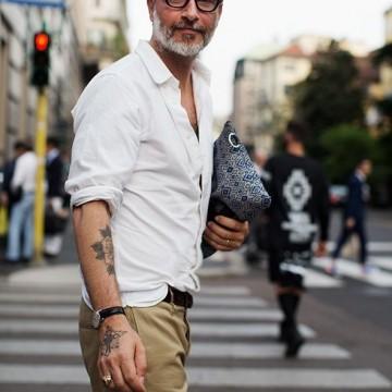 Как се обличат мъжете по света?