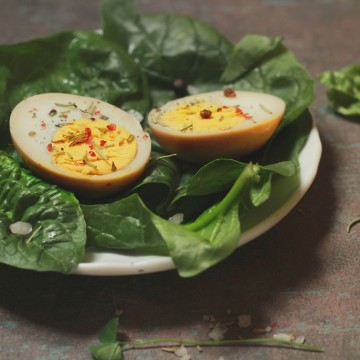 Маринованите яйца на Момофуку