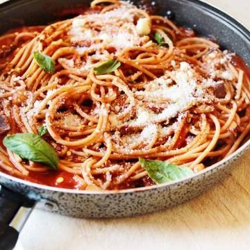 Италиански дни: Доматеният сос