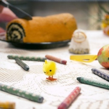 """Подкрепете инициативата """"Оцвети Великден"""""""