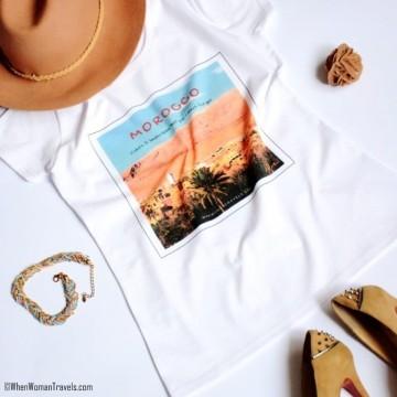 #WWTcollection - тениски за пътешествия