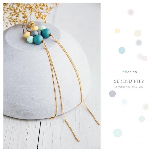 Serendipity и новата им серия от бижута