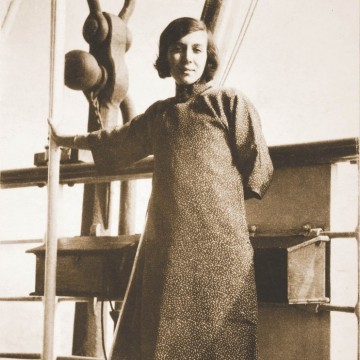 Люба Кутинчева – първата европейка в земите на Исляма