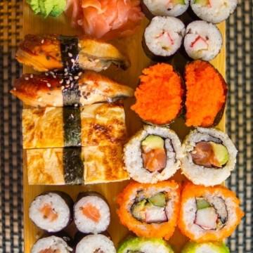 6 съвета за здравословно суши