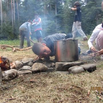 Синьо лято: Приключения на Мальовица