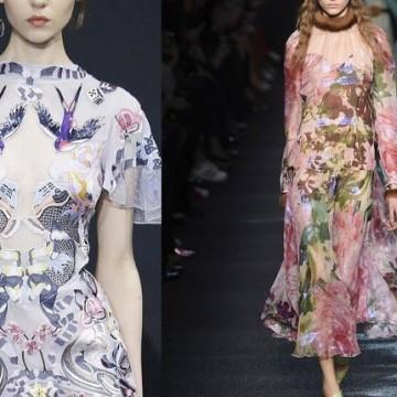 Модни тенденции есен-зима 2016: Омагьосана гора