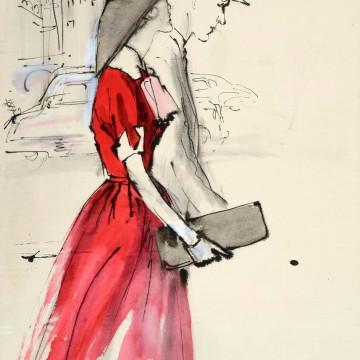 18 вечни модни илюстрации