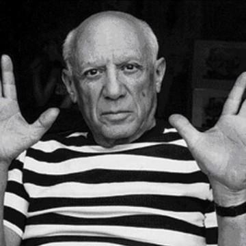 Петте лудости на гения Пикасо