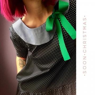 Raina Kosovska clothing залага на роклите с празнични детайли