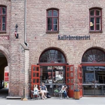 """Момичешки удоволствия в Осло: """"Кафенето на пожарната"""""""