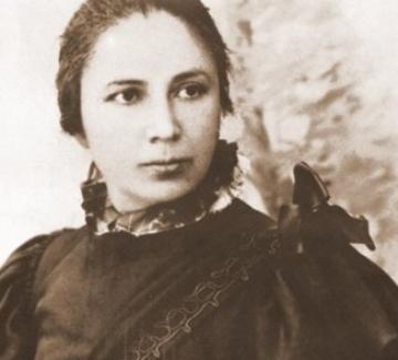 Екатерина Каравелова, смелата
