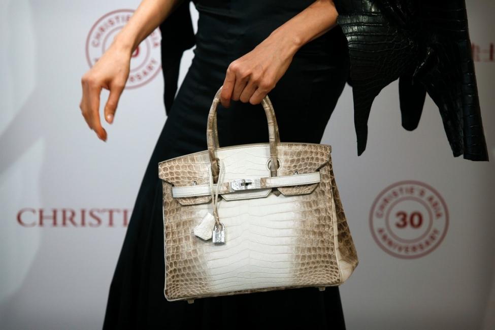 Вижте десетте най-скъпи чанти в света!