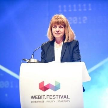 Кметът на София председателства конференцията за умни градове в рамките на Webit.Festival