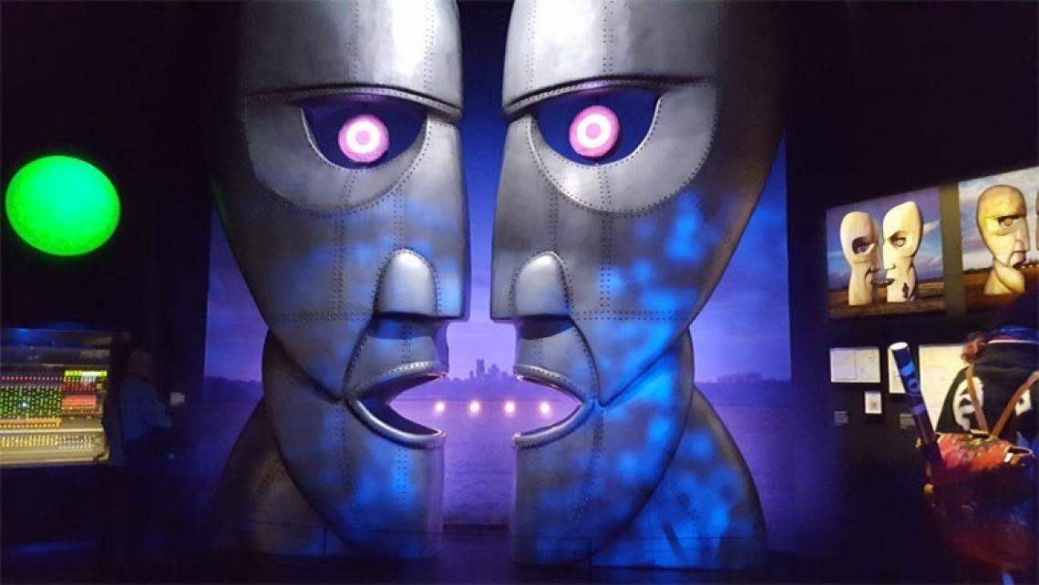 Лондон празнува 50-годишнината на Pink Floyd