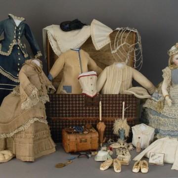 Безценните модни кукли на ХІХ век