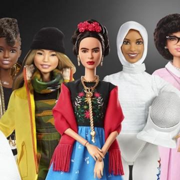 Barbie пуснаха  17 куклички, вдъхновени от знаменити жени!