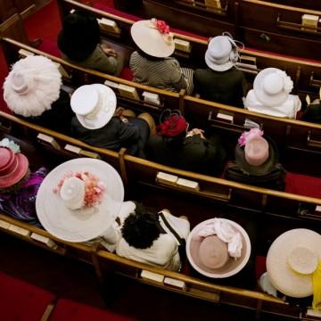В Харлем с шапка на Великден!