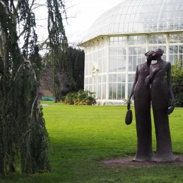 Ботаническата градина в Дъблин - да се заредиш със спокойна красота
