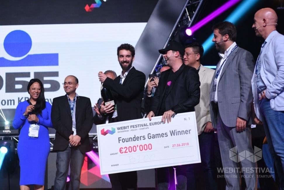 Кой грабна големите награди на Webit?
